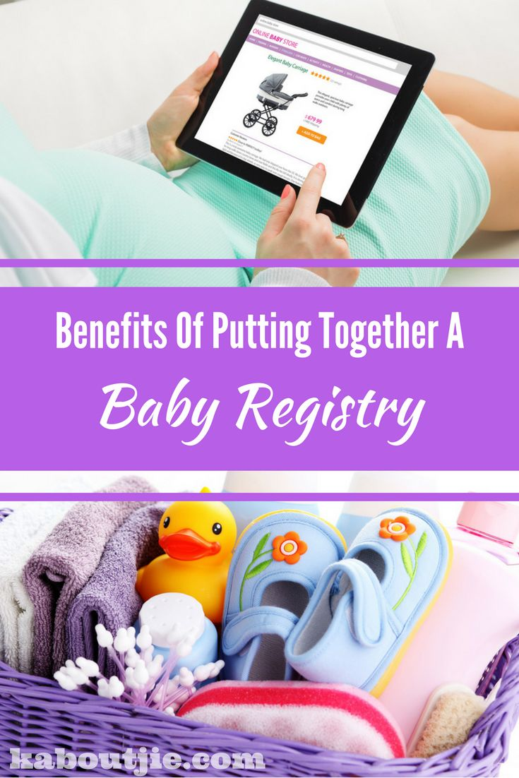 Benefits of Putting Together A Baby Registry Putting together a baby registry is not only fun, but it also comes with so many benefits!   #babyregistry #amazonbabyregistry #babygifts #giftsforbaby #benefitsbabyregistry #expecting #expectantmom #babyshower #babyshowergifts #pregnancy #pregnant #pregnancygifts #mom #momtobe