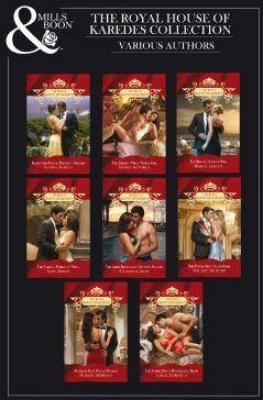 The Royal House of Karedes E-Book Bundle