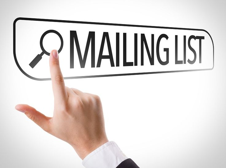How to build an email list email list building guide