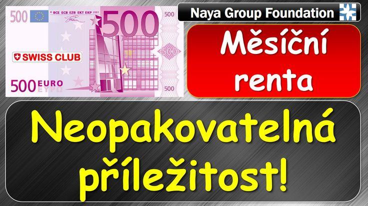 Vážení přátelé, členové Swiss Club, rodinní příslušníci a všichni sympatizanti programu Naya Group Foundation