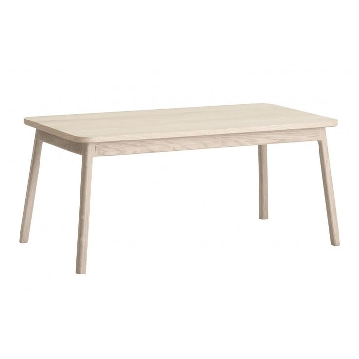 CASØ 700 Soffbord Rektangulärt Vitoljad Ek - Soffbord - Bord
