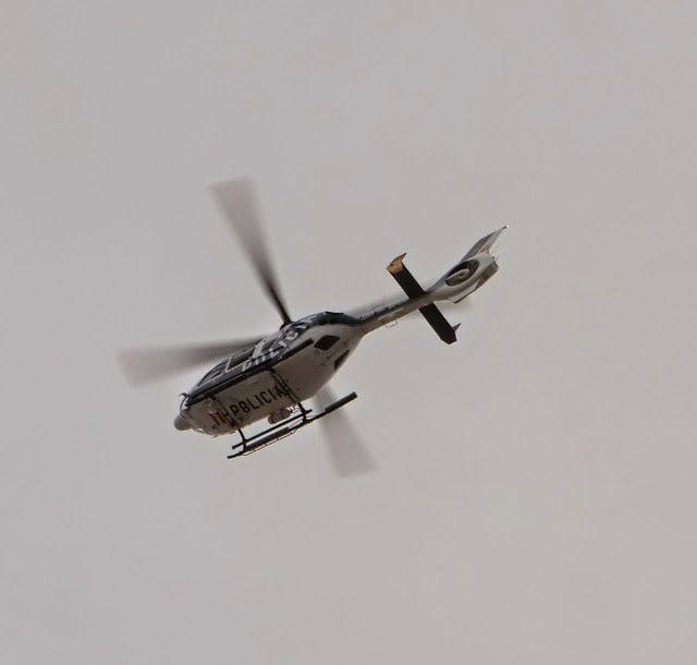 Puerto de Las Palmas.Spotter.Aeropuerto Gran Canaria     : Helicóptero de la Policia en tareas de vigilancia ...