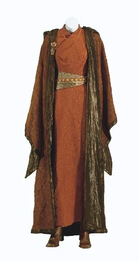 T'pol's robe and gown