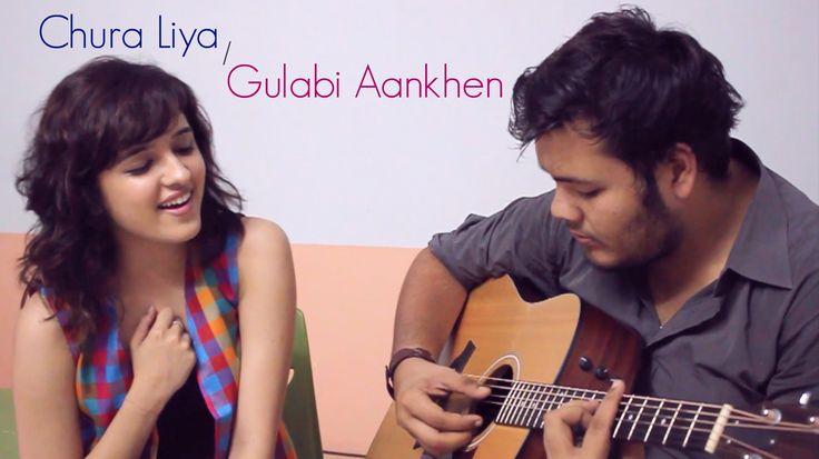 Chura Liya / Gulabi Aankhen | Shirley Setia ft. Umang Bhardwaj | (LIVE A...