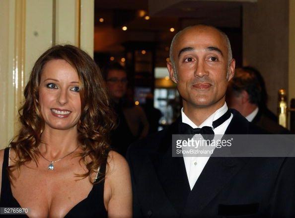 Andrew and wife Keren