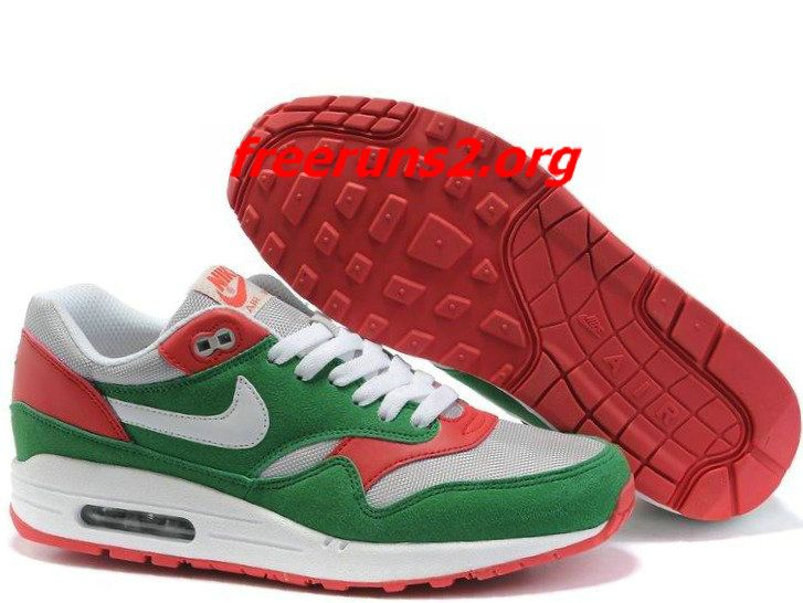 neutral grey washed green dark red nike air max 1 mens shoes