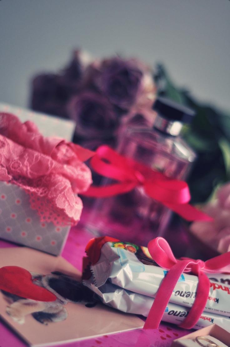 Kinder Bueno chocolate