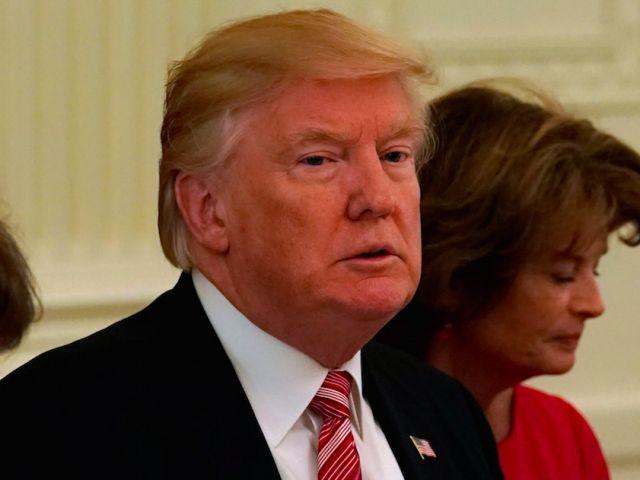 Donald Trump Susan Collins Lisa Murkowski Orrin Hatch
