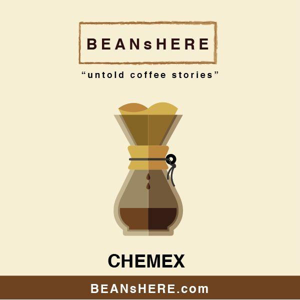 Chemex by BEANsHERE