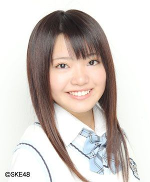 3rd Generation #Miki_Yakata #矢方美紀 Birthdate: June 29th, 1992 #SKE48 #Team_S