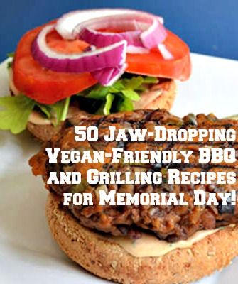 vegan memorial day bbq
