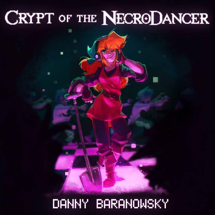 Crypt of the Necrodancer OST cover art