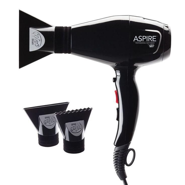 Wet Brush Aspire Professional Hair Dryer, Multicolor