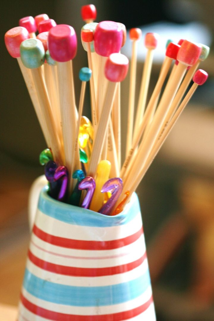 Knitting Needles Paint Colour : Knitting needle paint color google 検索 needles
