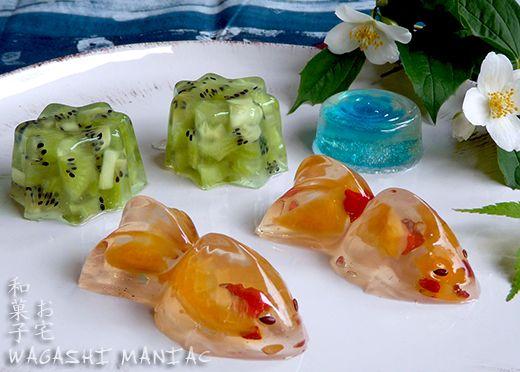 Fruit Wagashi