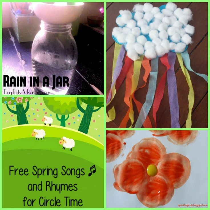 Spring activities and holidays featured at Crafty Moms Share
