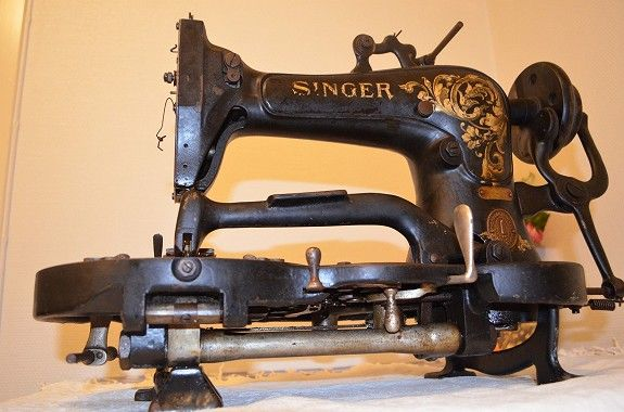bonis fur sewing machine manual