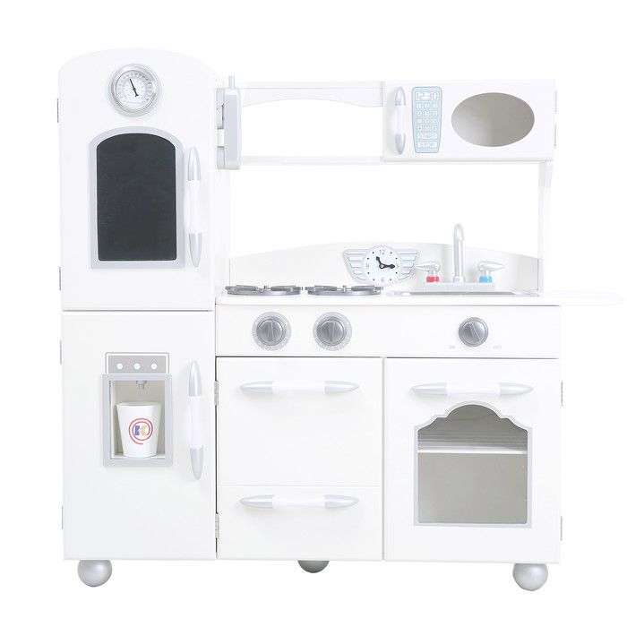 Teamson Kids Wooden Play Kitchen Set & Reviews | Wayfair
