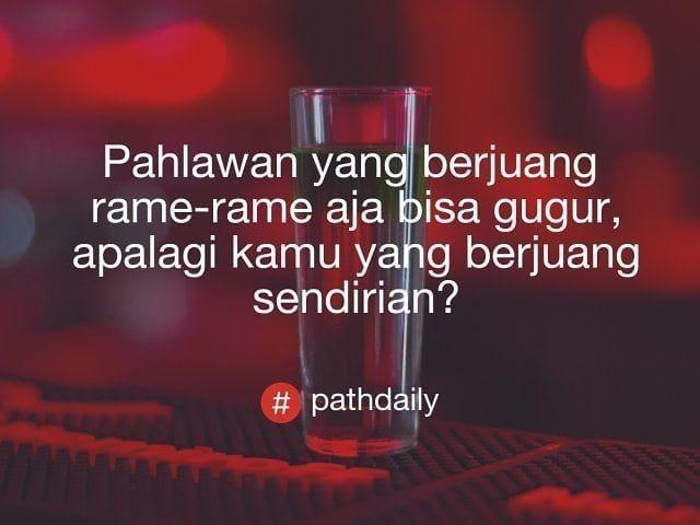 Follow Instagram At Pathdailystory Untuk Melihat Beberapa