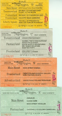 "When Disney World used ticket books for the rides? The really good ones were ""E"" ticket rides!"