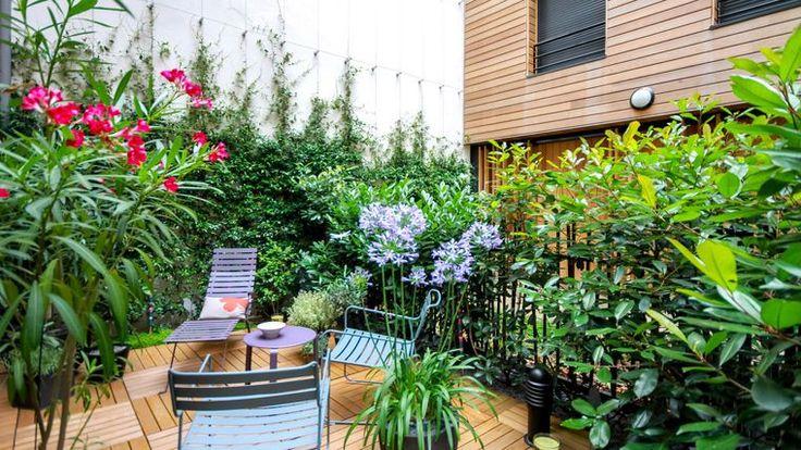 8 conseils pour aménager un petit espace vert