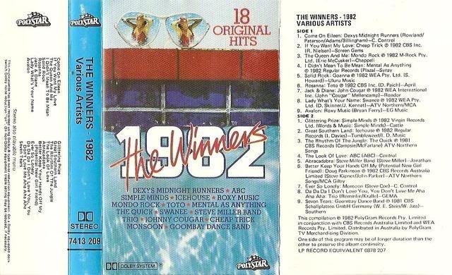 1982 The Winners