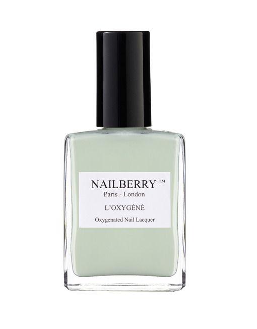 Nailberry Minty Fresh - Oxygenated Minty Green