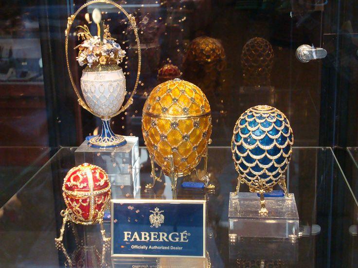 Fabergén pääsiäismunat