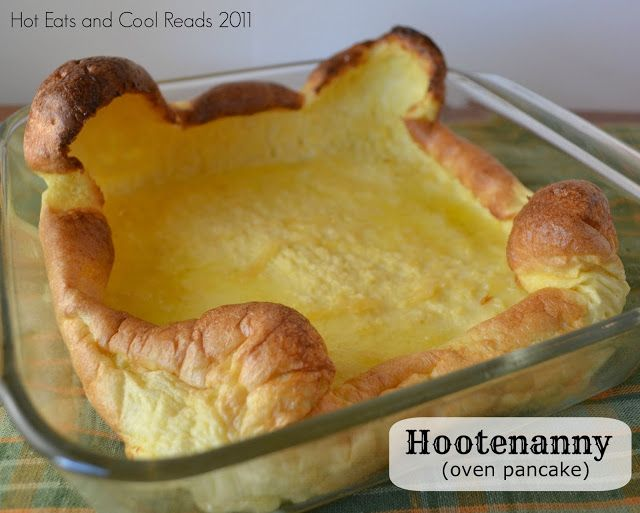 how to make german pancakes in the oven