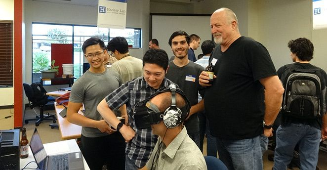 When three Sierra College students attended the July 24 Virtual Reality meet-up at Hacker Lab in Rocklin, they had no idea it would...