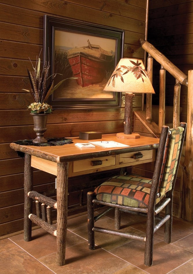 42 best ideas about rich 39 s rustic office on pinterest