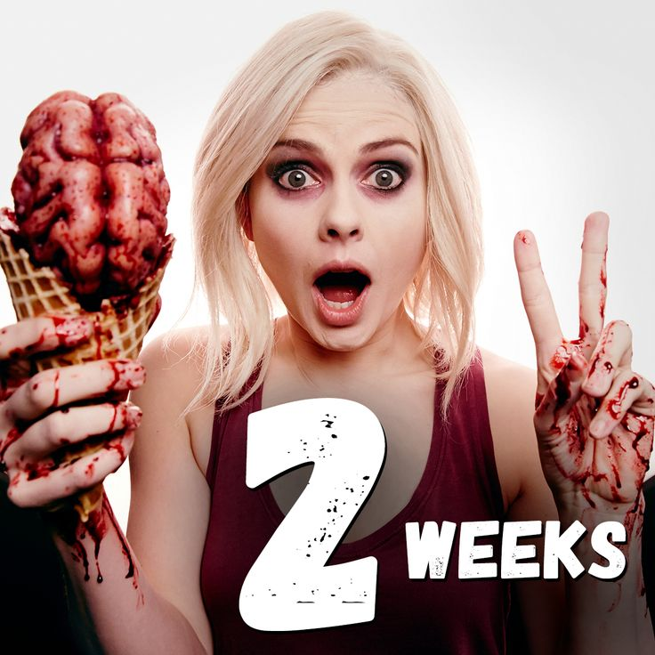Craving a second helping of the show with the most brains? iZombie returns Tuesday, October 6 at 9/8c.