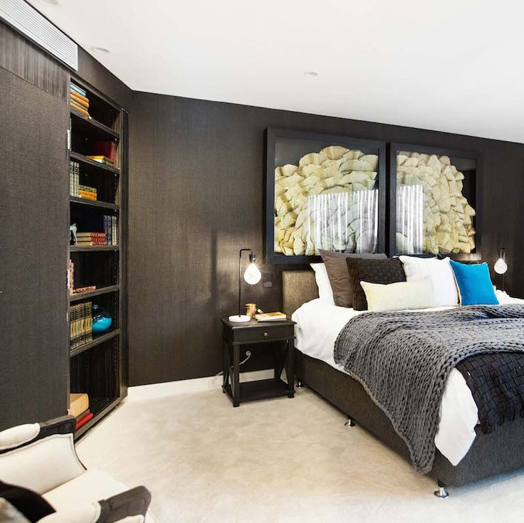 Suzi and Vonni Room 3 | Master Bed & WIR #theblock #theblockshop #bedroomstyle