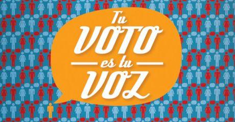 ¿Vas a votar?