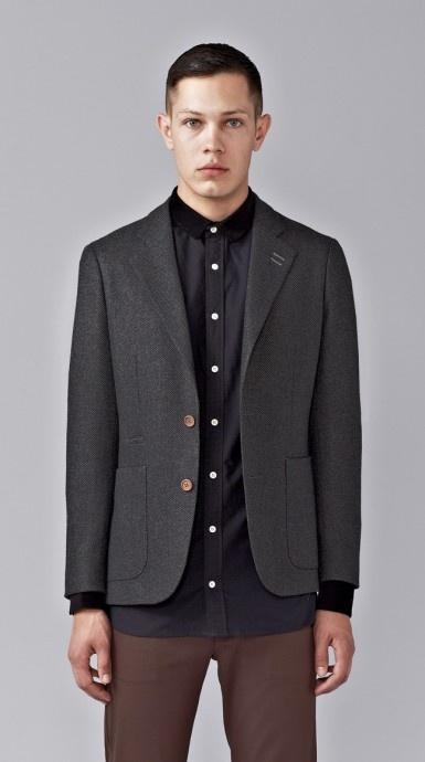 Speckle Grey Blazer