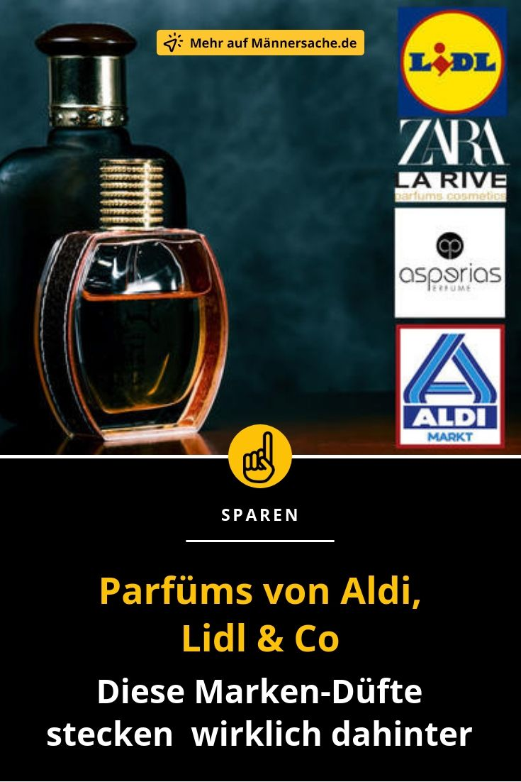 Parfüms bei Aldi, Lidl & Co