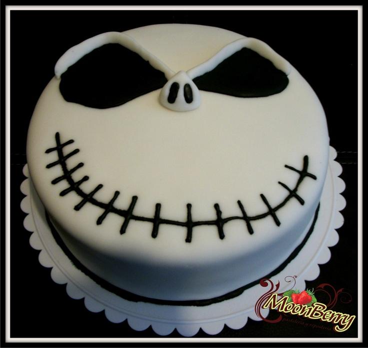 Jack Cake en Pasteleria MoonBerry