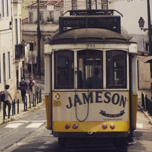 Tram 28 Lisboa Photo by:ED D'Oliveira