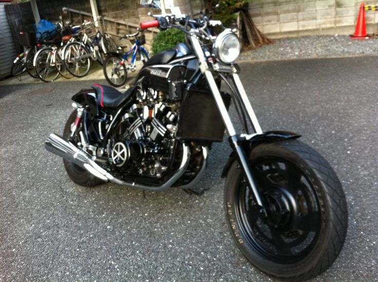 V MAX Long Chopper