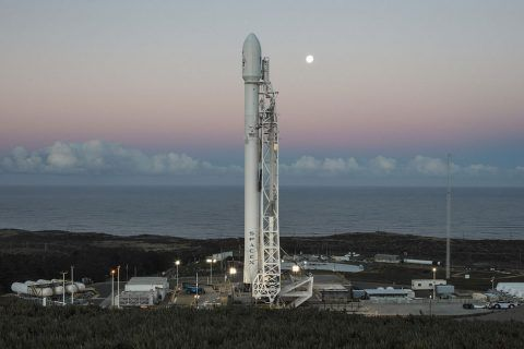 First SpaceX launch  Watch the since September's explosion