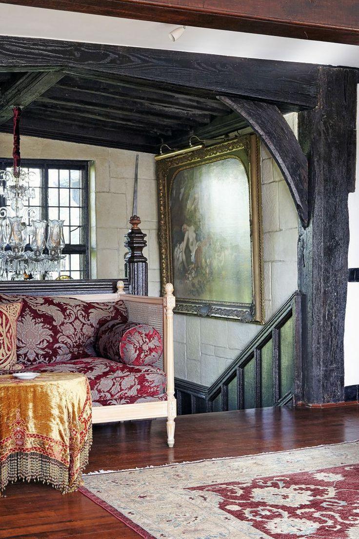 Unique Manor Hall Interior Paint