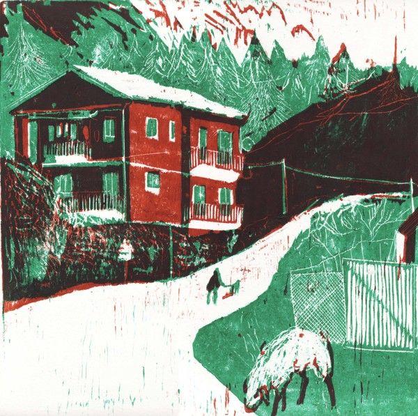 Butcher's house by Viola Niccolai, via Behance
