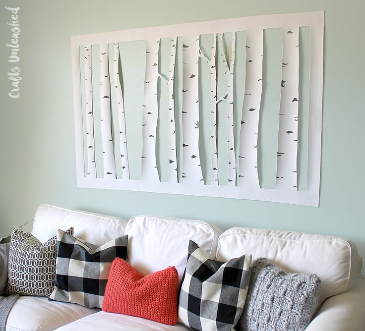 17 best images about wall art diy on pinterest mosaics for Diy tree wall mural