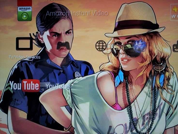 GTA 5 PS3 premium theme  avatars available now, Xbox 360