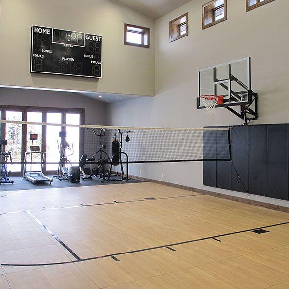 Court Designer Step 1 Design Basketball Court Indoor Basketball Court