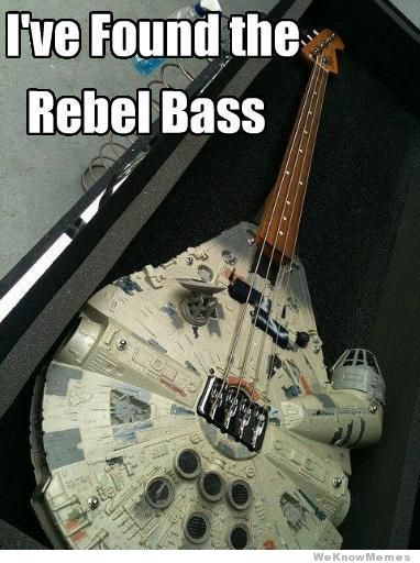 ive-found-the-rebel-bass  @Shannon Vavich