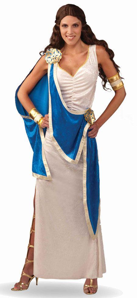 Greek Costumes For Women | Deluxe Greek Goddess Costume for Women