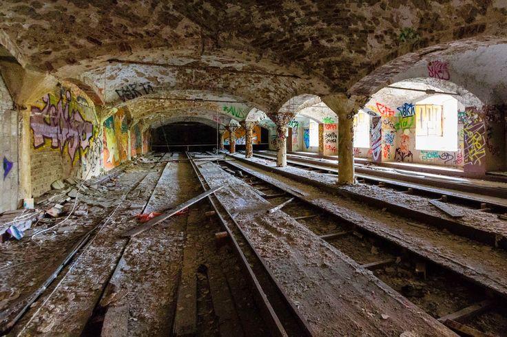 Böhmisches Brauhaus: World's saddest 'bohemian' brewery | Abandoned Berlin