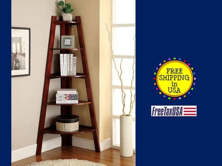 Best 25+ Corner Ladder Shelf Ideas On Pinterest