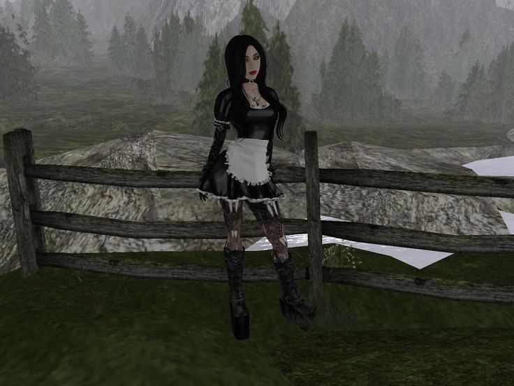 My Gothic Second Life